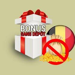 Casinos belges en ligne et bonus sans dépôt